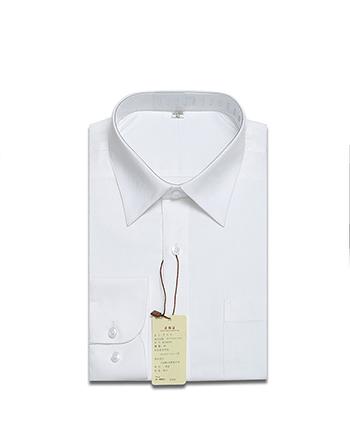 商务衬衫男